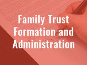 Family Trust Formation Swayne McDonald
