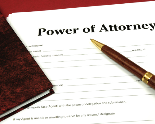 What if you become unable to look after yourself or make decisions about your own affairs? SMLaw - Probate Law/Power of Attorney/Estate Administration